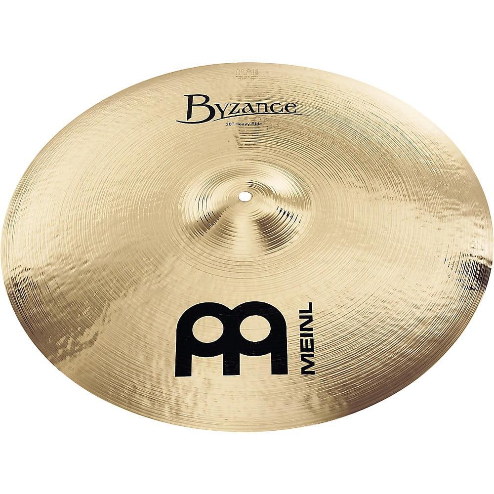 Meinl Byzance Heavy Ride Brilliant Cymbal 22 in. by Meinl