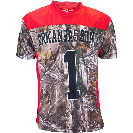 Ncaa Arkansas State Youth Realtree Game Day Jersey