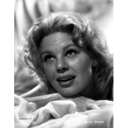 A portrait of Betsy Palmer Photo Print