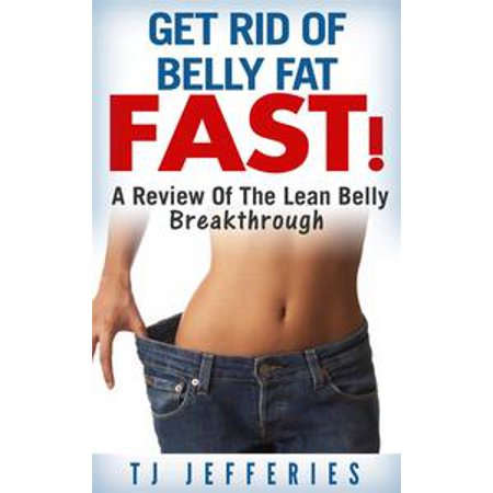 Get Rid Of Belly Fat Fast - eBook