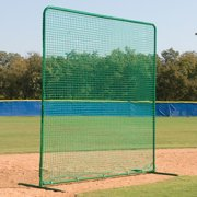 BSN Sports Varsity Fungo Protective Screen, 10' x 10'