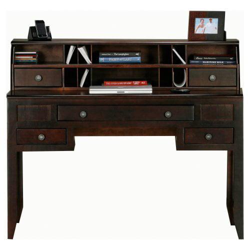 Eagle Furniture Coastal Customizable Writing Desk with Optional Hutch