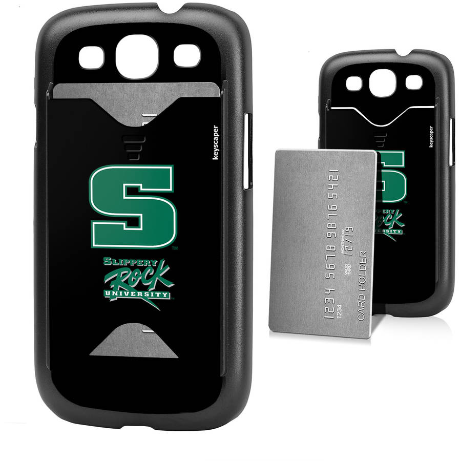 Slippery Rock Galaxy S3 Credit Card Case