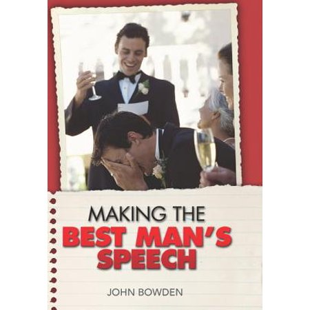 Making the Best Man's Speech - eBook