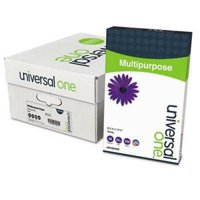 Universal Multipurpose Paper, 98 Brightness, 5000 Sheets per Carton