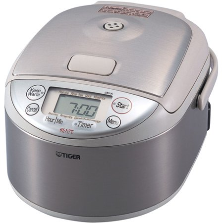 Tiger Microcomputer Controlled 3-Cup Rice Cooker