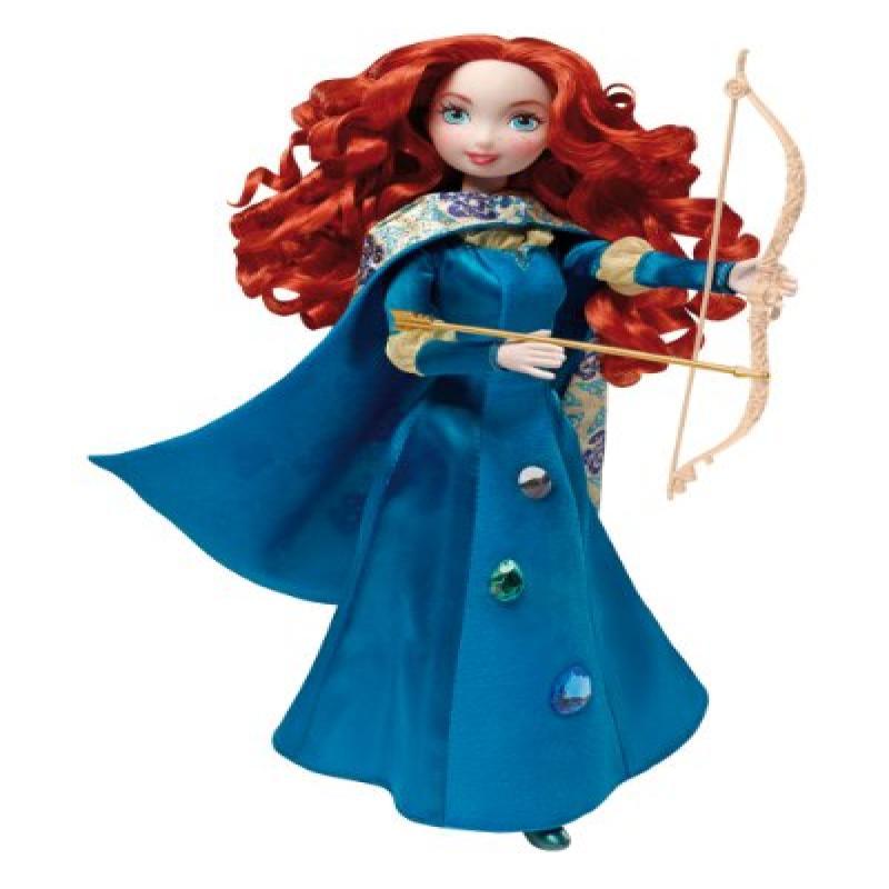 Disney   Pixar Brave Gem Styling Merida Doll by Mattel, Inc.