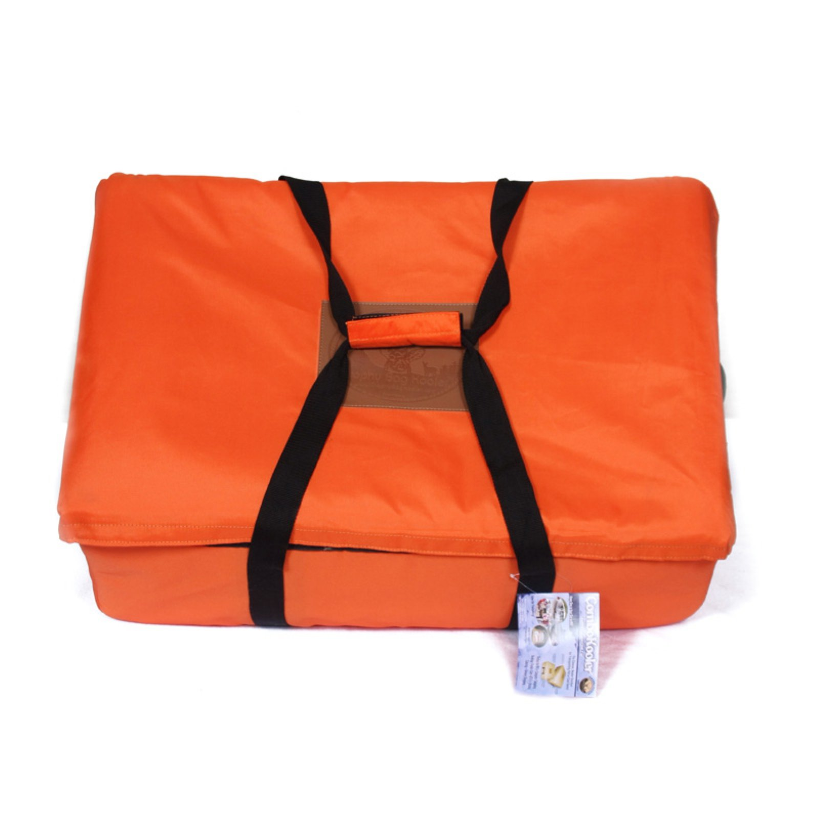 Trophy Bag Kooler ComboKooler™ Soft Sided Cooler- Fluorescent Orange