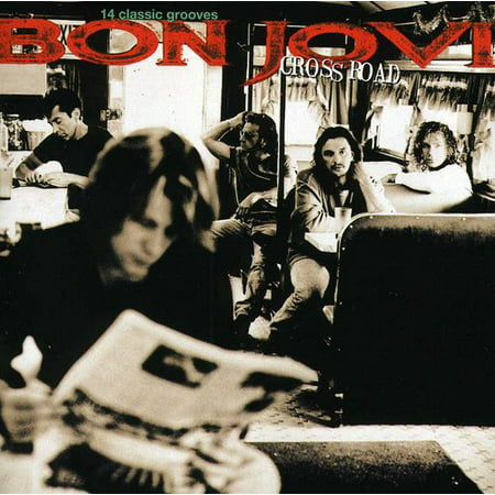 Bon Jovi Icon: Cross Road (Metal Icons)