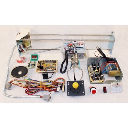 Crane Machine Kit with all Components and Manual, Build Your Own Arcade Crane - Jib Crane Kit