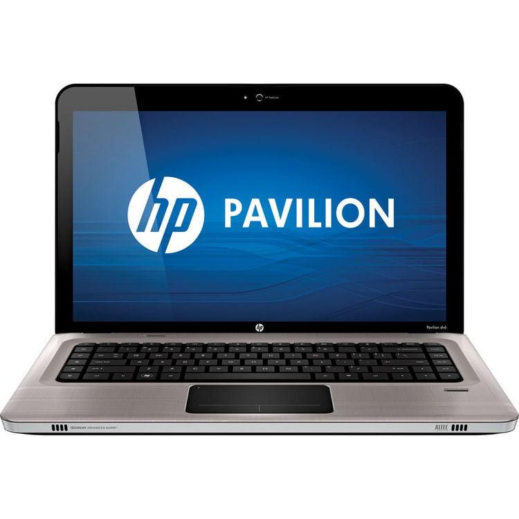 HP DV6-3259WM 15.6 Laptop AMD PHENOM II P860 2GHz 4GB
