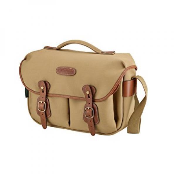 Billingham Hadley 505233-70 Pro Shoulder Bag -Khaki/Tan