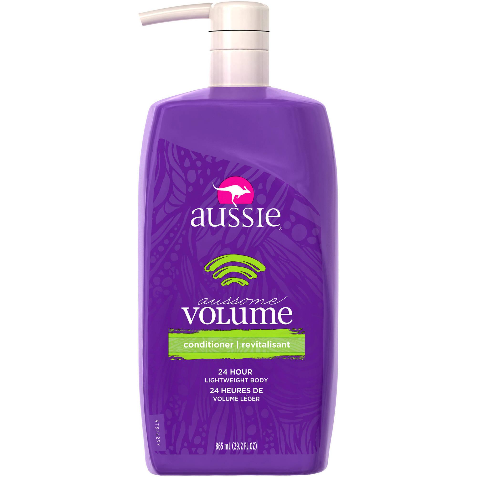 Aussie Aussome Volume Conditioner with Pump, 29.2 fl oz