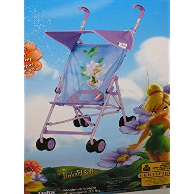 disney fairies umbrella stroller