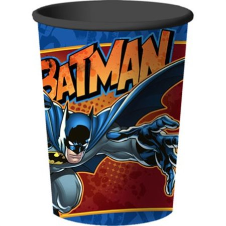 Batman Heroes and Villians 16 oz. Plastic Cup