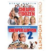 Cheaper by the Dozen 1 & 2 (DVD)