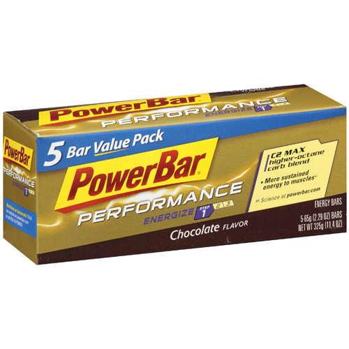 PowerBar Performance Chocolate Energy Bar, 2.29 oz