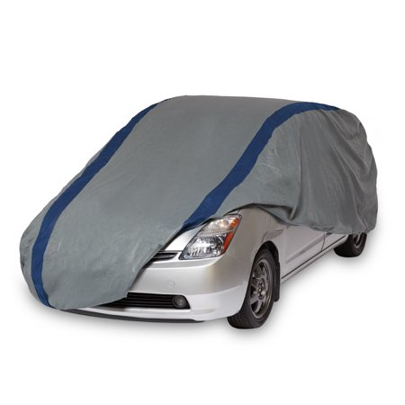 Duck Covers Weather Defender Hatchback Car Cover, Fits 161