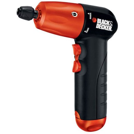 Black & Decker 2 Hex Portable Cordless Battery Powered Electric Drill Driver