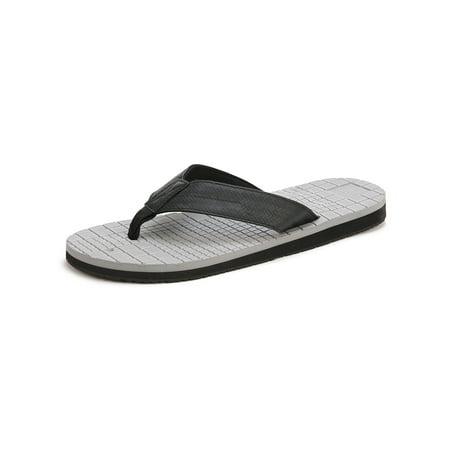 2b394bcc84eb Tanleewa - Men Flip Flop Thong Sandals Comfort Casual Lightweight beach  Slippers - Walmart.com
