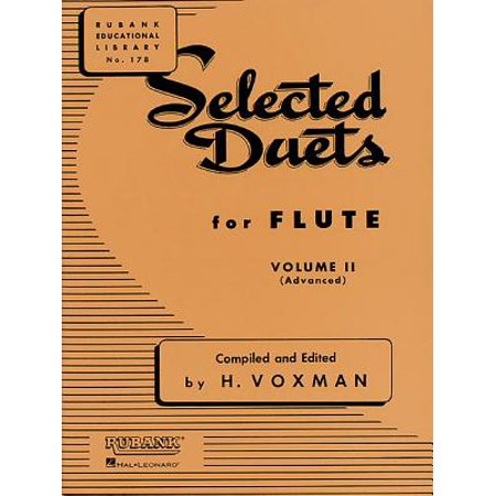 Selected Duets for Flute : Volume 2 - Advanced