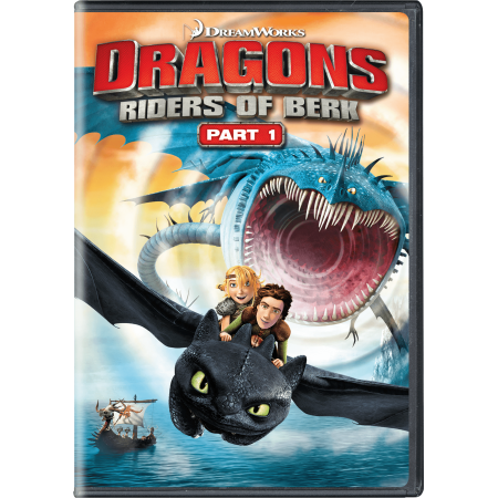 Dragons: Riders of Berk - Part 1 (DVD)