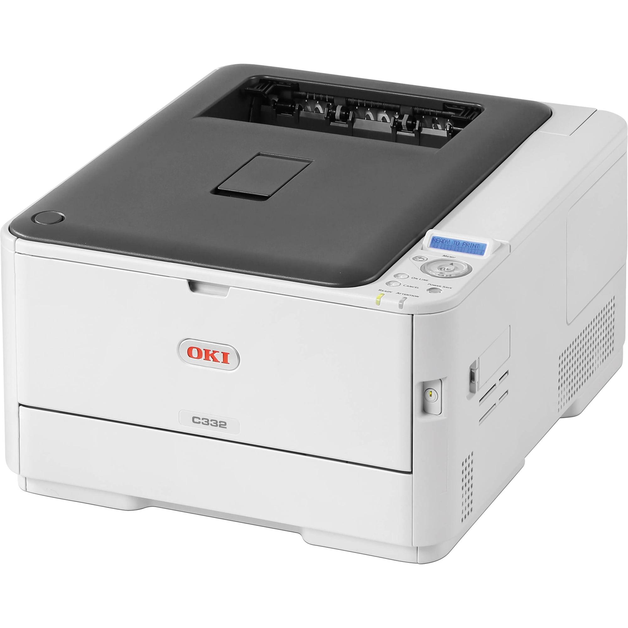 Okidata 62447501 C332dn Digital Color Printer