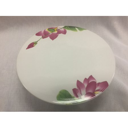 Porcelain Lotus Flower Cake Stand