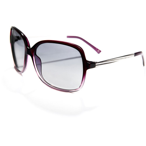 JLo 17/S Women's Sunglasses, Purple Fade