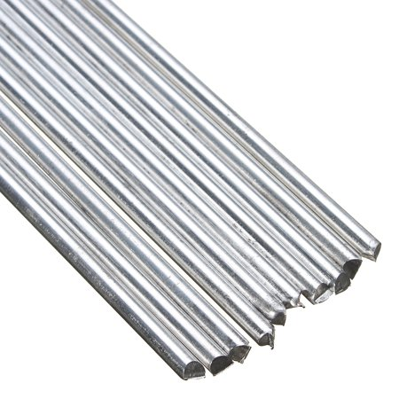 10Pcs Low Temperature TIG Aluminum Welding Rods Soldering Tools Soldering Brazing Repair Rods