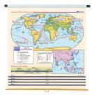Nystrom World Map.Map Nystrom Modern World History Set Of 16 Walmart Com