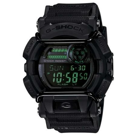 GD400MB-1 Men's G-Shock Digital Black Dial Black Resin Strap World Time Dive Watch Casio G-shock World Timer