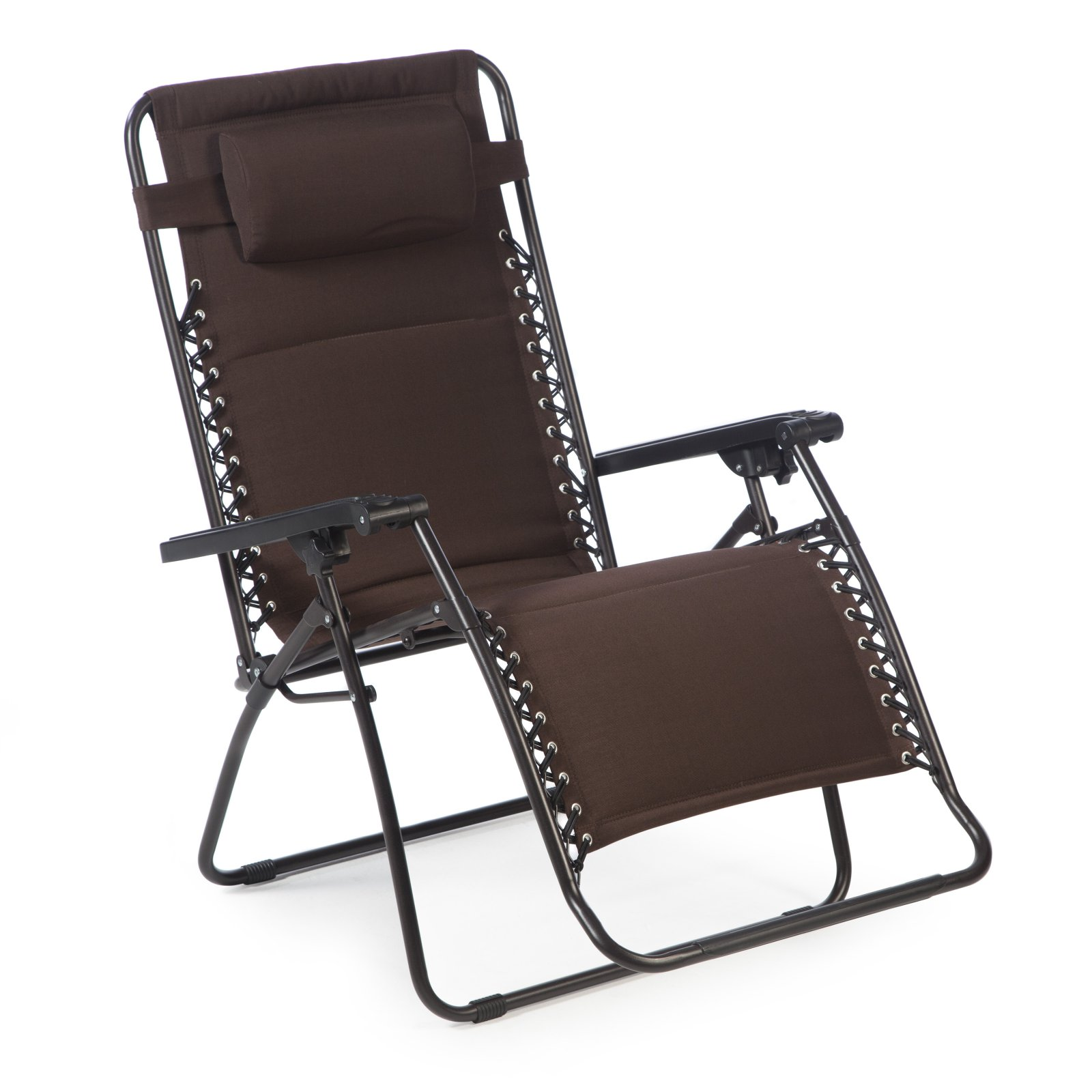 Coral Coast Padded Extra Wide Zero Gravity Chair Walmart