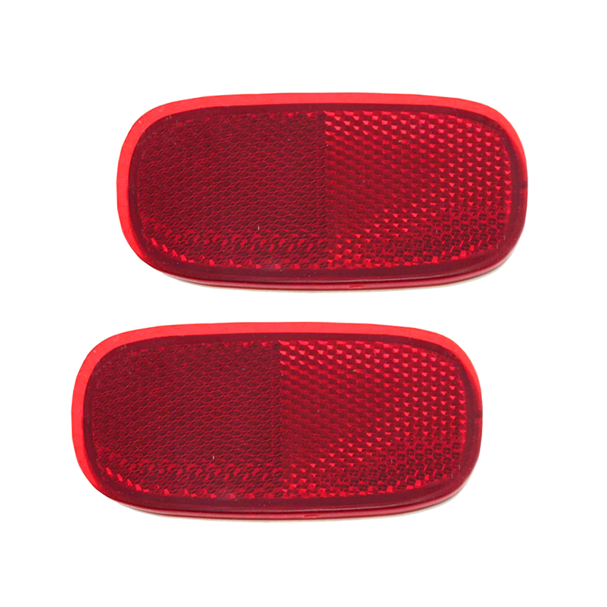 NEW PAIR OF REFLECTOR LIGHTS FITS TOYOTA RAV4 2001 2002 81910-42010 8191042010 TO2866101