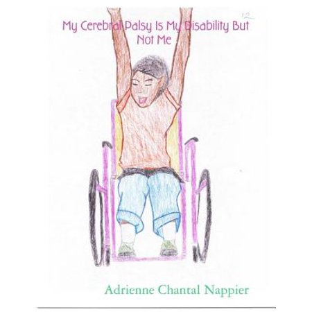 My Cerebral Palsy Is My Disability But Not Me - eBook - Cerebral Palsy Tattoo