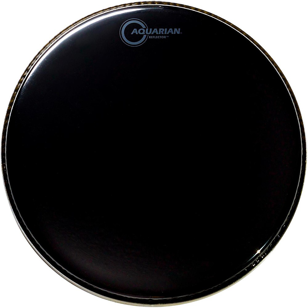 "Aquarian 10"" Reflector Batter Side Drum Head by Aquarian"