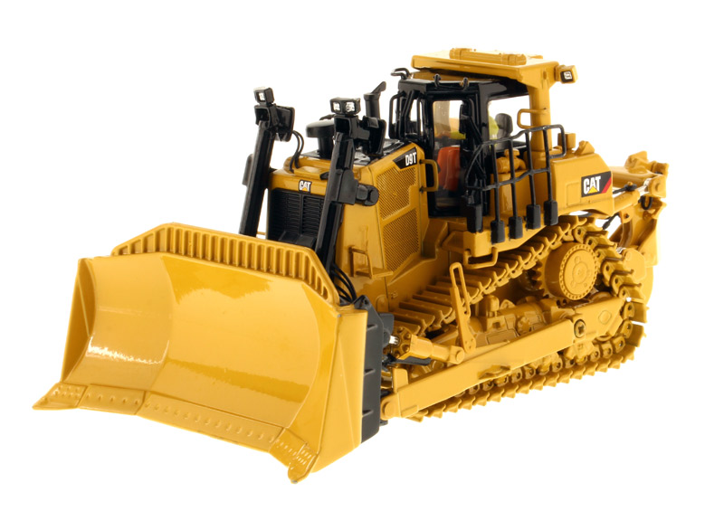 Caterpillar D9T Track Type Tractor High 1 50 Scale by