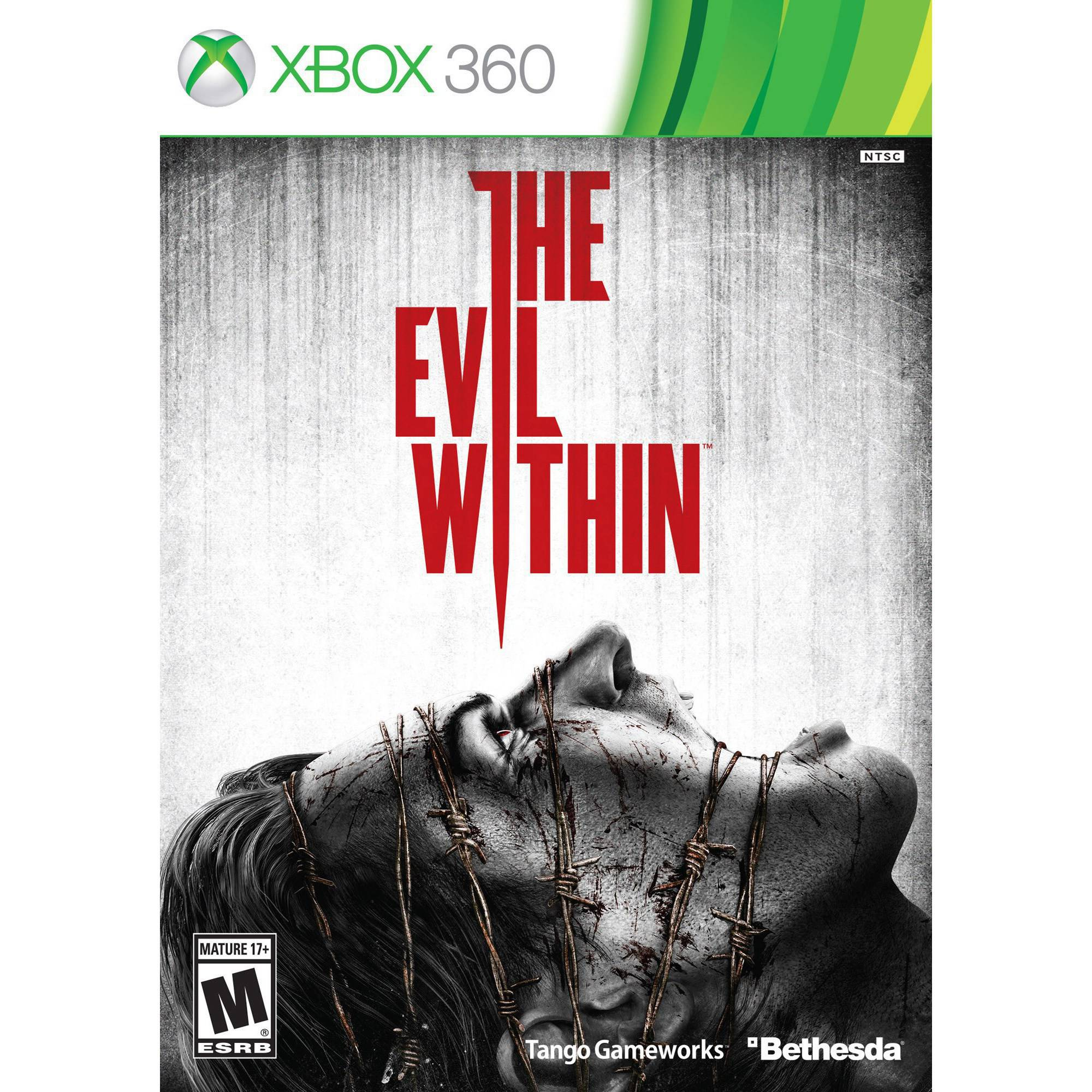 The Evil Within (Xbox 360) - Pre-Owned