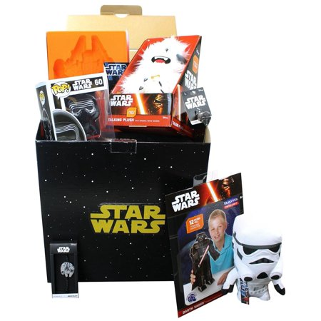 star wars mystery gift box of toys, collectibles, lifestyle and home](Stars Wars Gifts)
