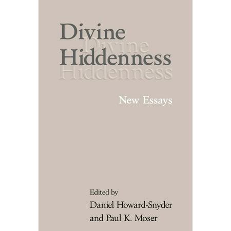 Divine essay hiddenness new