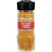 McCormick Gourmet Collection, Hot Madras Curry Powder, 1.75 Oz