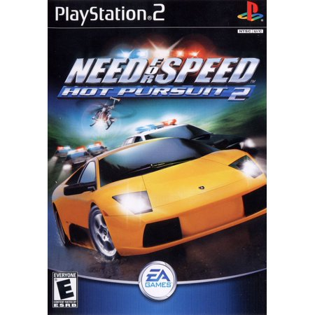 Need for Speed: Hot Pursuit 2 - PS2 (Refurbished) (Need For Speed Underground Ps2)