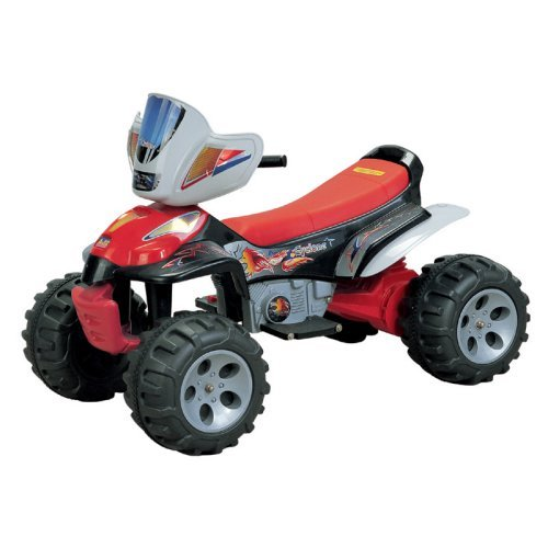 Happy Rider Trail Master ATV Battery Powered Riding Toy