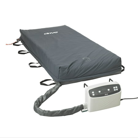 Drive Medical Med Aire Plus Low Air Loss Mattress Replacement System, 80