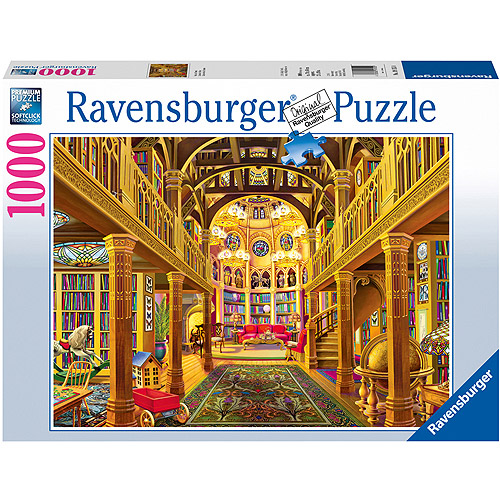 Ravensburger World of Words Puzzle, 1,000 Pieces