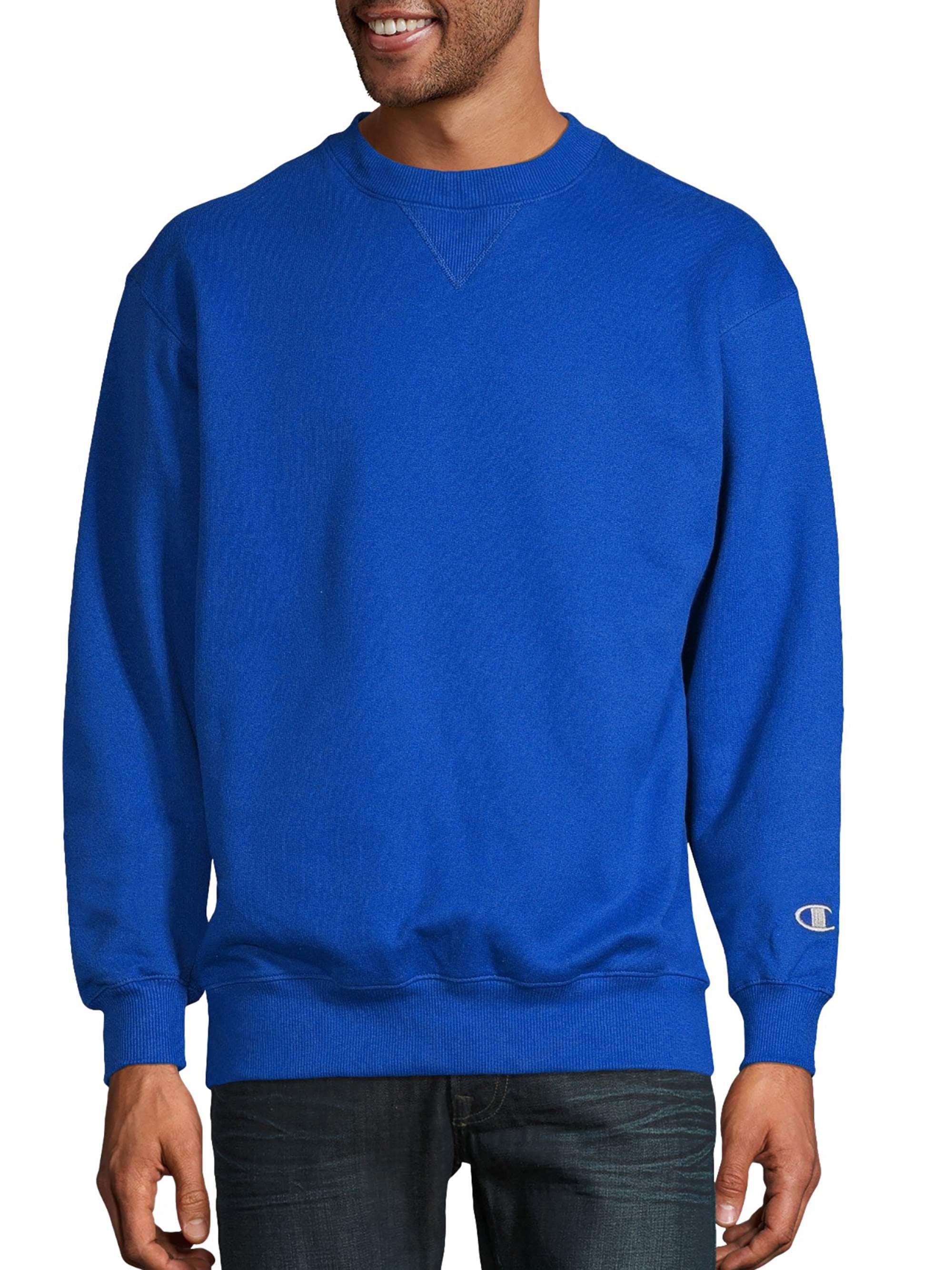 Mens Premium Crewneck Sweatshirts Cotton//Poly Fleece Sweatshirts Sizes XS-4XL