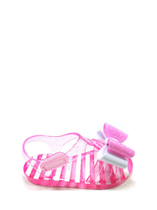 9d1fa6970892 Toddler Girls  Double Bow Jelly Sandal – Walmart Inventory Checker ...