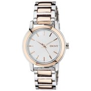 Women's Tompkins NY2211 Silver Stainless-Steel Quartz Watch