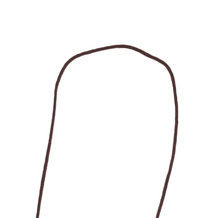 30Meter 100ft Long Coffee Color DIY Bracelets Wrist Decor String Strap Rope Roll - image 1 de 2