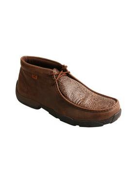 Twisted X Boots MDM0073 Driving Mocs(Men's) -Grey Leather Best Wholesale Sale Online Discount Best Place b364q